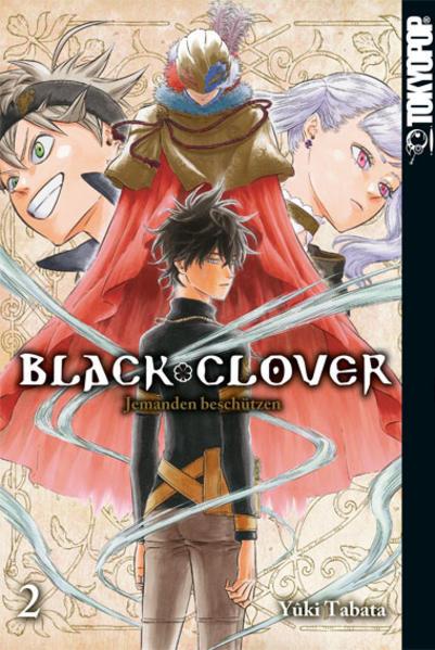 Black Clover 02 - Coverbild