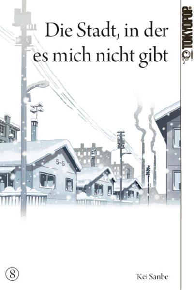 Die Stadt, in der es mich nicht gibt 08 - Coverbild
