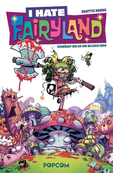 I hate Fairyland 01 - Coverbild