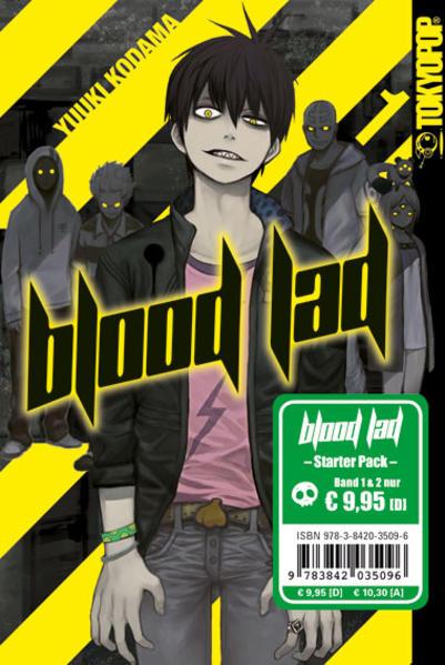 Blood Lad Starter Pack - Coverbild