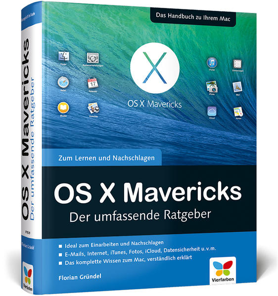 OS X Mavericks - Coverbild