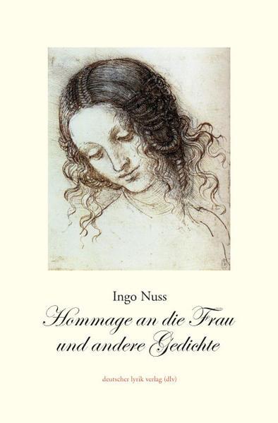 Hommage an die Frau und andere Gedichte - Coverbild