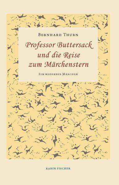 Professor Buttersack und die Reise zum Märchenstern - Coverbild