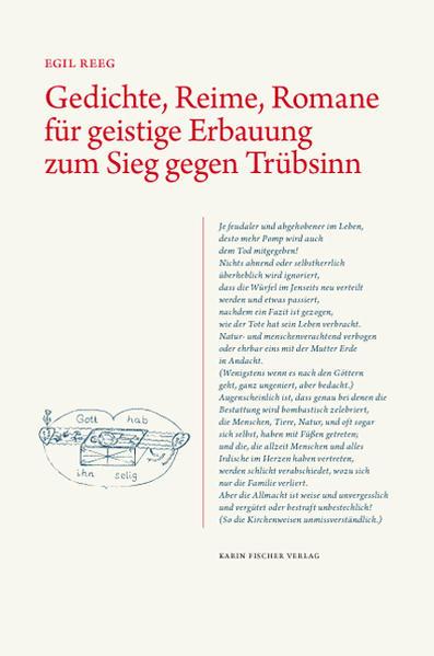 Gedichte, Reime, Romane für geistige Erbauung zum Sieg gegen Trübsinn - Coverbild