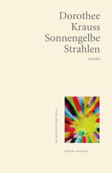 Sonnengelbe Strahlen - Coverbild