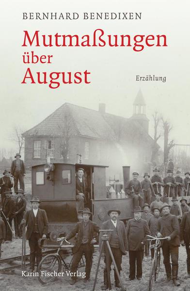 Mutmaßungen über August - Coverbild