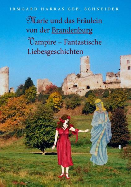 Marie und das Fräulein von der Brandenburg - Coverbild