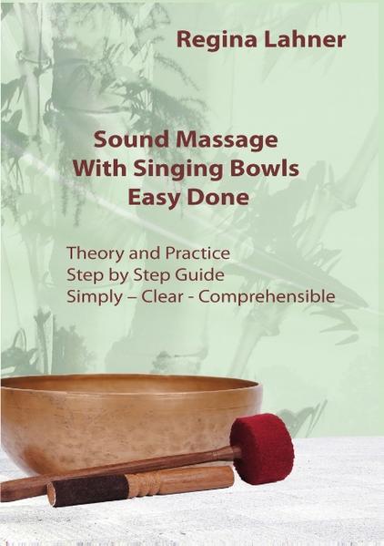 Sound Massage With Singing Bowls - Coverbild