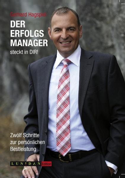 Der Erfolgsmanager steckt in DIR! - Coverbild