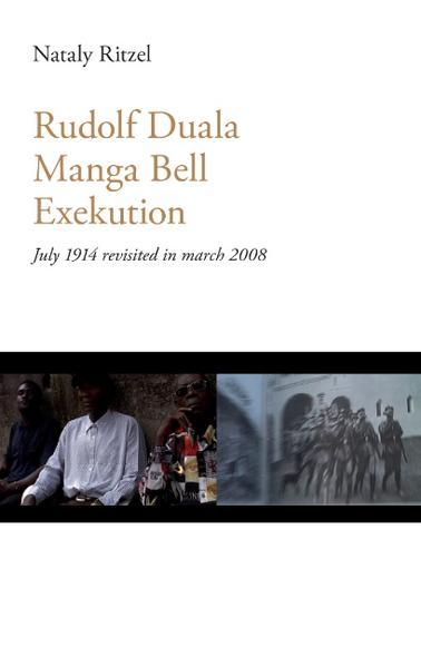 Rudolf Duala Manga Bell Exekution - Coverbild