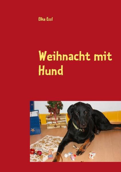 Weihnacht mit Hund - Coverbild