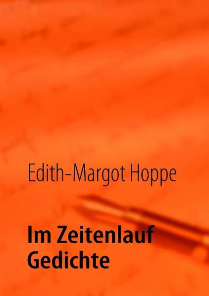 Im Zeitenlauf  Gedichte - Coverbild