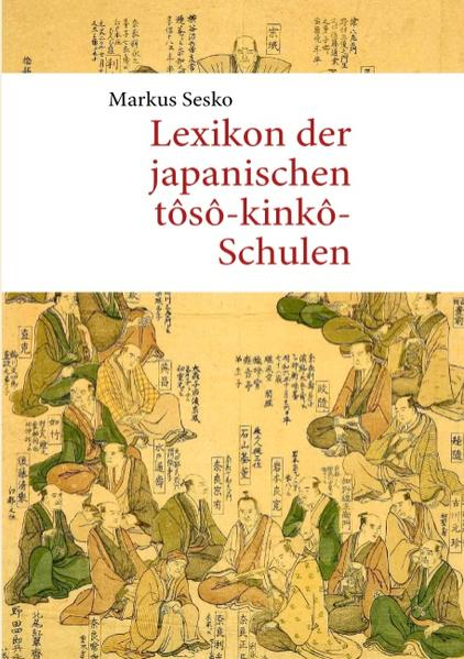 Lexikon der japanischen tôsô-kinkô-Schulen - Coverbild