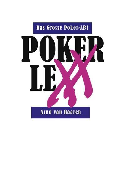 Pokerlexx - Das Grosse Poker-ABC - Coverbild