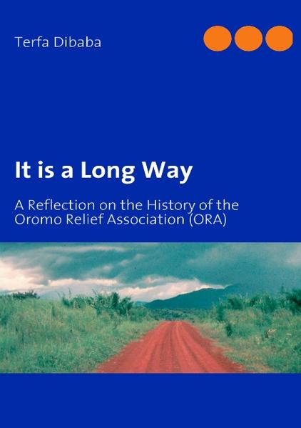 It is a Long Way - Coverbild