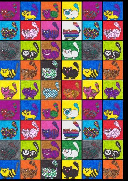 Very British Cats - Coverbild