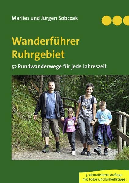 Wanderführer Ruhrgebiet - Coverbild