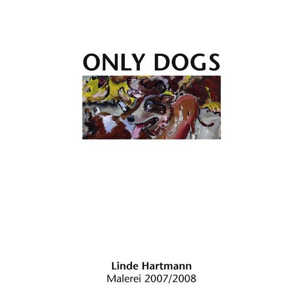 Linde Hartmann – Only Dogs - Coverbild