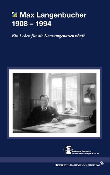 Max Langenbucher 1908 – 1994 - Coverbild