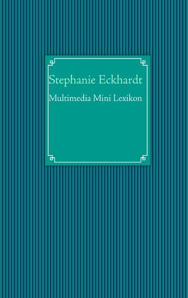 Multimedia Mini Lexikon - Coverbild