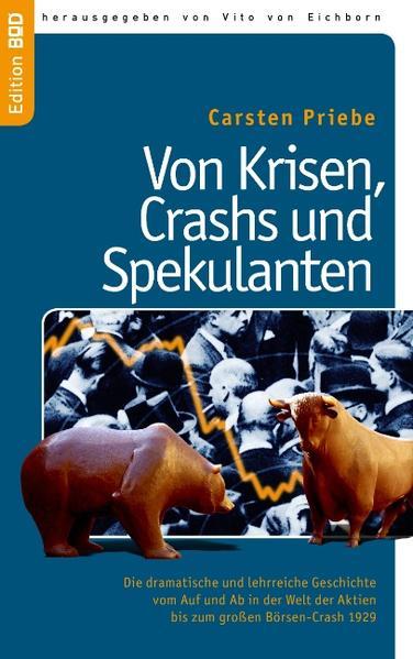 Von Krisen, Crashs und Spekulanten - Coverbild