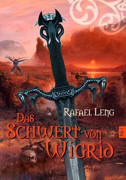 Das Schwert von Wigrid - Coverbild
