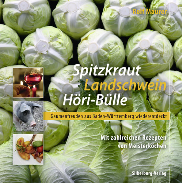 Spitzkraut, Landschwein, Höri-Bülle - Coverbild