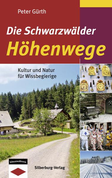 Die Schwarzwälder Höhenwege - Coverbild