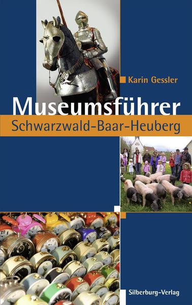 Museumsführer Schwarzwald-Baar-Heuberg - Coverbild