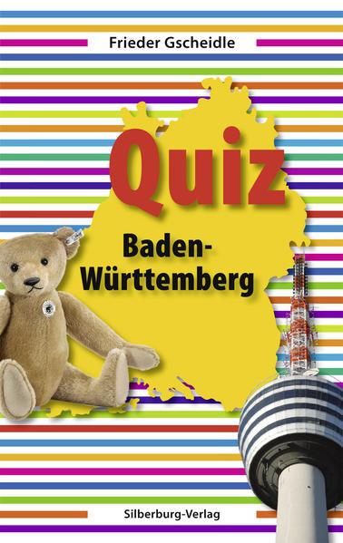 Quiz Baden-Württemberg - Coverbild