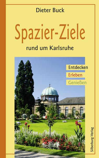 Spazier-Ziele rund um Karlsruhe - Coverbild
