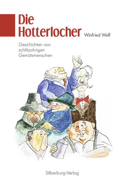 Die Hotterlocher - Coverbild