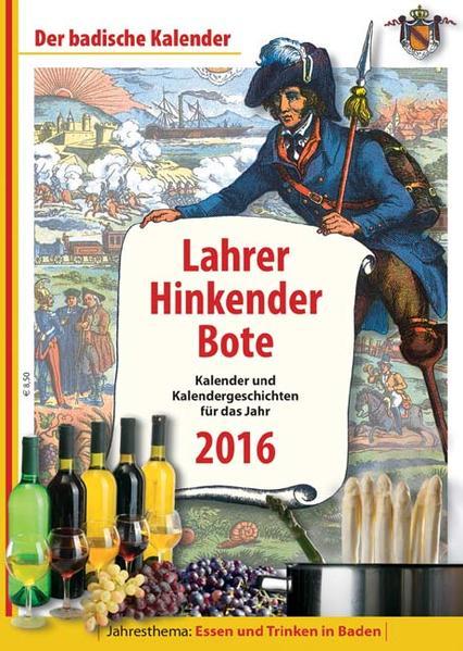 Lahrer Hinkender Bote 2016 - Coverbild
