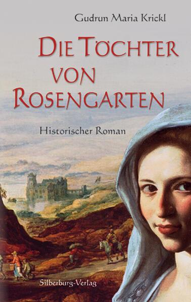 Die Töchter von Rosengarten - Coverbild