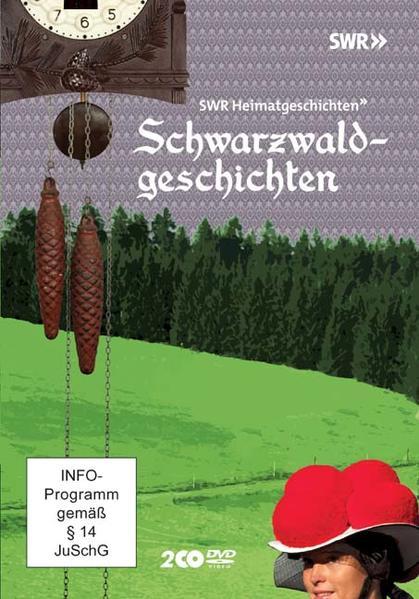 DVD Schwarzwaldgeschichten - Coverbild