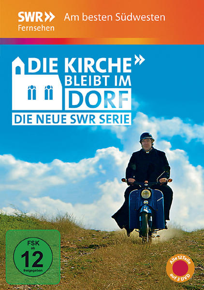 DVD Die Kirche bleibt im Dorf - Coverbild