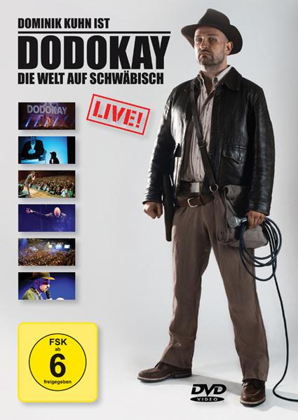 Die Welt auf Schwäbisch LIVE! - Coverbild