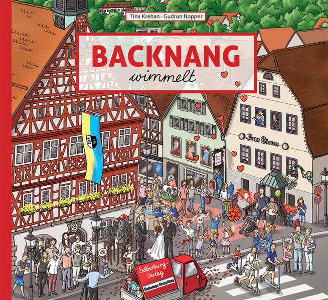 Backnang wimmelt - Coverbild