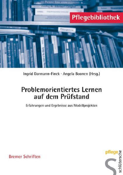 Problemorientiertes Lernen auf dem Prüfstand - Coverbild