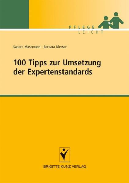 100 Tipps zur Umsetzung der Expertenstandards - Coverbild