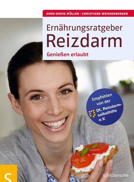 Ernährungsratgeber Reizdarm - Coverbild