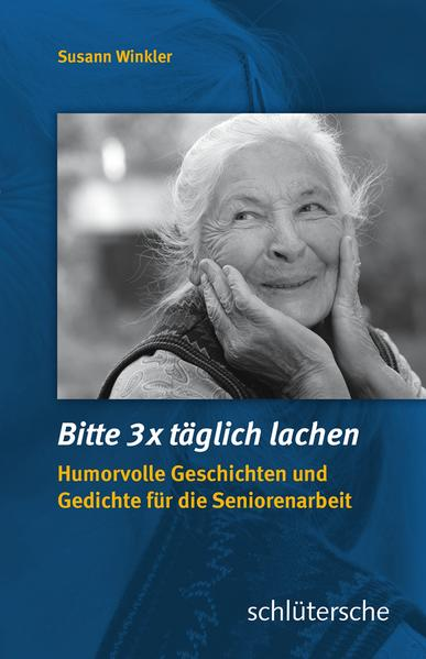 Bitte 3x täglich lachen - Coverbild
