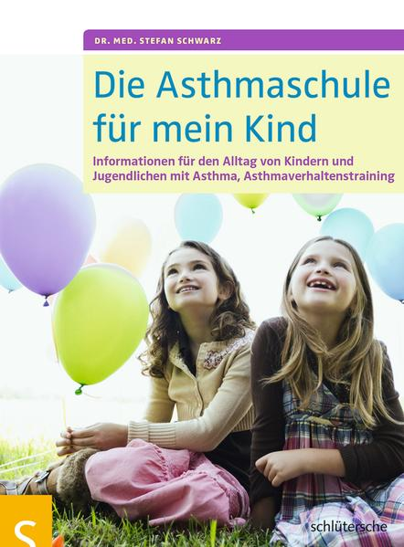 Die Asthmaschule für mein Kind - Coverbild
