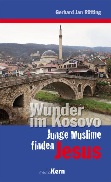 Wunder im Kosovo - Coverbild