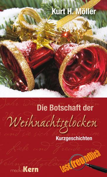 Die Botschaft der Weihnachtsglockken - Coverbild