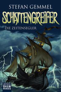 Schattengreifer - Die Zeitensegler Cover