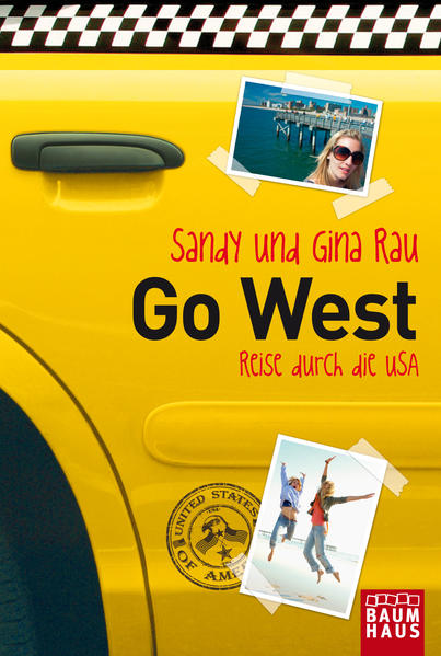Go West - Reise durch die USA - Coverbild