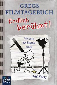 Gregs Filmtagebuch - Endlich berühmt! Cover