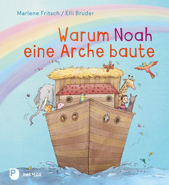 Warum Noah eine Arche baute - Coverbild