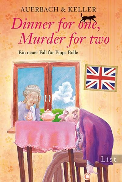 Dinner for one, Murder for two - Coverbild